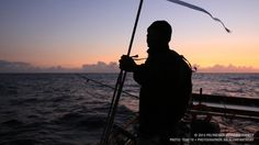 """MAURITIUS – The crew of the Hōkūleʻa, received a warm welcome this weekupon reaching the island nation of Mauritius. The stop is a critical waypoint on the dangerous Indian Ocean leg of the Worldwide Voyage. """"Mauritius is a very strategic port of call for the Worldwide Voyage, as it set…"""
