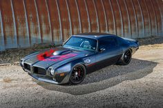 Brutal 1973 Trans Am Designed to Eat Supercars Alive - Hot Rod Network Firebird Formula, Pontiac Firebird Trans Am, Firebird Car, Performance Wheels, Pontiac Cars, Drag Cars, American Muscle Cars, Car Manufacturers, Hot Cars