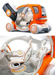 В Токио компания Suzuki привезёт электрокар Q-Concept