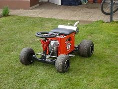 Build Your Own Tractor Cart Mytractorforum Com The