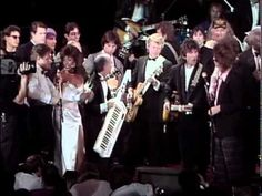 This is an oldie but goodie from the mid to late 80's! Check out all the great musicians in this clip!!!