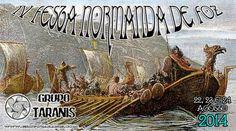 Programa Festa Normanda de Foz 2014. Ocio en Galicia