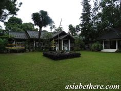 Visitor Center Museum, Phu Hin Rongkla National Park, Phitsanulok, Central Thailand