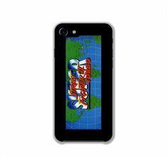 cool Super Street Fighter II Turbo Arcade Marquee iPhone Samsung Galaxy Cell Phone Case
