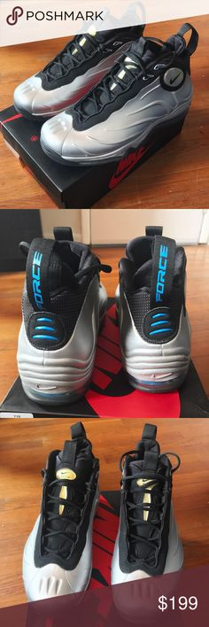 Nike Air Total Foamposite - Tim Duncan Sneaker is in good condition  worn  about 5 times Nike Shoes Sneakers 6a3c5d76b