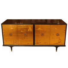 Chinioserie Buffet by Renzo Rutili http://www.1stdibs.com/dealers/house-of-honey