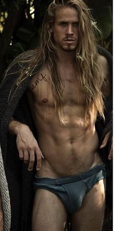 MICHAEL HEVERLY...are you Tarzan???