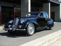 1938 Alfa Romeo 2300 B Mille Miglia