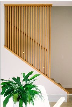vertical balustrade