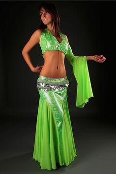 Tenue danse orientale - Costumes orientaux - Danse orientale