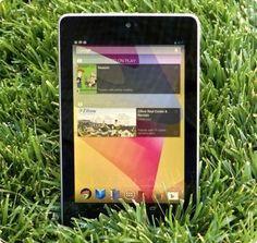 Google Nexus 7 continua a crescer nas vendas