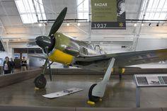 Focke-Wulf FW 190 A-5 (photo by Kevin Talbot)