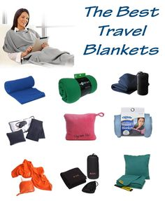 When looking to buy a travel blanket for the airplane, you want to make your choice by looking through the best travel blankets available online to make your choice.