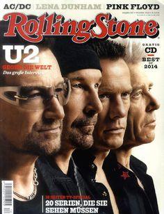 Die neue Rolling Stone am 27. November 2014