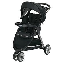NICE FOR $150   BABIES R US Graco FastAction Fold Sport Click Connect Stroller - Onyx