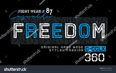 Fight Wear, Freedom, Royalty Free Stock Photos, The Originals, Stylish, Illustration, Casual, Handmade, How To Wear