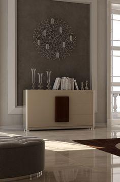 Sal n moderno ainara mobiliario dise o el sal n - Pasqualetti home decor ...