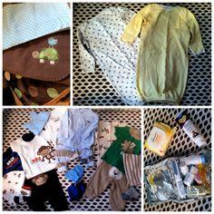Baby's Hospital Bag | Timeless Adventures