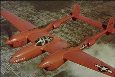 "1944 Lockheed P-38J‑20 ""Yippee"" Lightning,  the 5,000th example produced"