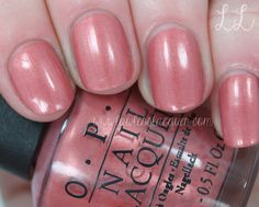 OPI - Hands Off My Keilbasa!