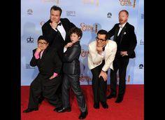 """The men of """"Modern Family"""" #TheFamilyGuy #FamilyGuy #Family_Guy #Stewie #Peter Griffin"""