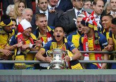 FA cup winners 2015