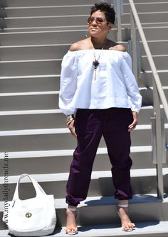 s8124 top pattern Nina Ramel Pants Pattern http://www.mydailythreadz.me