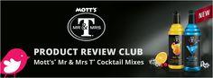 New+Product+Review+Club+Offer+/+Club+des+bancs+d'essai+:+Mott's*+Mr+&+Mrs+T*