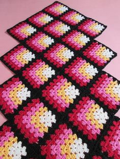 Crochet ...patchwork