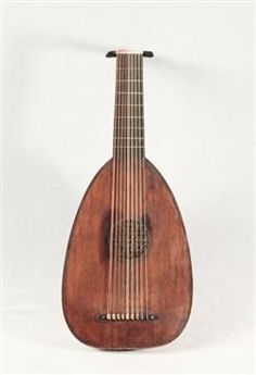 9 Course Lute labelled 'Matheus Buchenburg 16?1', University of Edinburgh collection 3249. A copy based on this instrument can be made by www.jminstruments.com,see and hear it being played on www.jminstruments.com