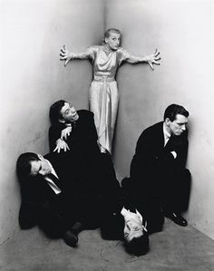 Kay Thompson and the Williams Brothers, 1948