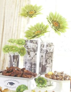 Graduation Centerpieces | The Inspired Housewife