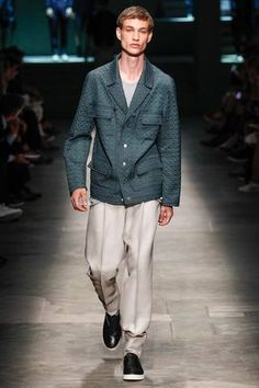Ermenegildo Zegna Spring 2015 Menswear Collection Slideshow on Style.com