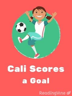 Cali Scores a Goal! - Free, printable reading comprehension activity with a passage and questions for 2nd - 4th grade! Reading Comprehension Activities, Comprehension Questions, Reading Passages, Improve Reading Skills, Short Passage, 3rd Grade Reading, Context Clues, Educational Websites, Fiction Writing