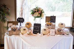 Fully decorated popcorn bar! #weddingextras #belladiafloral #popcornbar #houstonweddingfloral #agaveestatesweddings