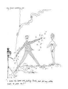 Ilustraciones de Grace Coddington