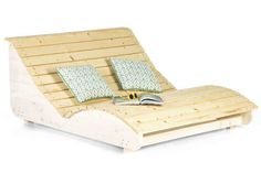 Build your own lounger - garden furniture - OBI DIY furniture - Diyprojectgardens.club - Build your own lounger – garden furniture – OBI DIY furniture build furniture - Diy Garden Furniture, Pallet Furniture, Outdoor Furniture, Outdoor Decor, Building Furniture, Couch Furniture, Meubles Peints Style Funky, Garden Projects, Diy Projects