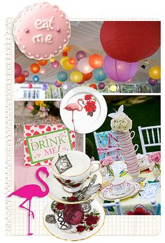 A mad hatters tea party by idoityourself, via Flickr