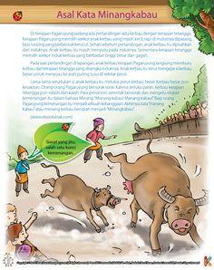 Asal Kata Minangkabau dan Adu Kerbau Minangkabau, Reading Passages, Stories For Kids, Kids And Parenting, Winnie The Pooh, Islam, Romantic, Activities, Education