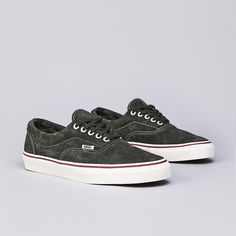Vans Era Pro (Curren Caples) Dark Green