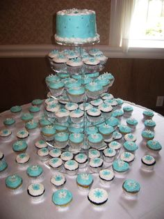 18 Best Wedding Cake Images Cup Cakes Cupcake Cupcake Cakes