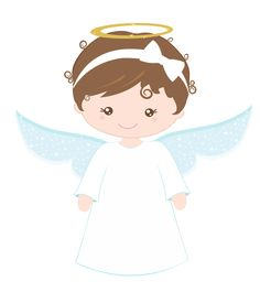 Anjo menina cute Baptism Banner, Baptism Party, Cutting Activities For Kids, Angel Clipart, First Communion Decorations, Prayer Images, Angel Theme, Mom Cake, Deep Art
