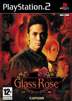 Video Games Playstation game The Glass Rose, Playstation 2004 Capcom Cing Inc. Ps4, Playstation Games, Nintendo 3ds, Juegos Ps2, Xbox One, Retro Arcade Games, The Dark Crystal, Metal Gear Solid, Game Item