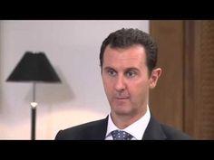 حوار الرئيس الأسد مع وكالة أنباء EFE الإسبانية 11 12 2015 - YouTube