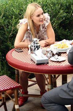 ケイト・ボスワース・Kate Bosworth・MULBERRY(マルベリー)のトートバッグ(Poppy)を持って彼ジェームズ・ルソーとLAX空港へ!chloe(クロエ)のフラワープリントのシフォンドレスにchloe(クロエ)のアンクルブーツを穿いてランチを楽しむ!・今週の私服最新ファッション画像!・ケイト・ボスワース - セレブカジュアルドットコム