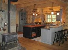 antique wood stove - Google Search