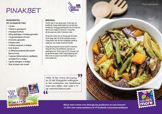 #natureandmore #asiaweeks #recipe #organic #pinakbet