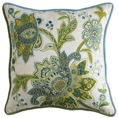 Get Floral Appliqued Pillow On Sale today at your local ! Compare Prices and check availability for Floral Appliqued Pillow. Get it right now at your nearest store in Houston.