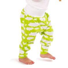 cuff waist harem pants : 048 from Brindille
