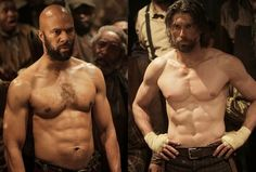Hell on Wheels, The fight...Elam and Bohannon